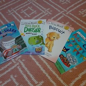 I Can Read! beginner book bundle